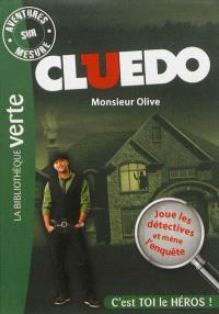 Cluedo. Volume 3, Monsieur Olive