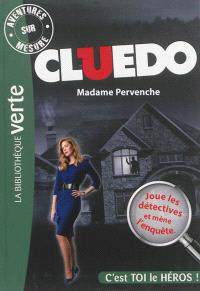 Cluedo. Volume 4, Madame Pervenche
