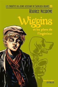 Wiggins, Wiggins et les plans de l'ingénieur