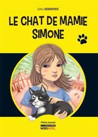 Le chat de mamie Simone : une aventure de Romane la petite enquêtrice