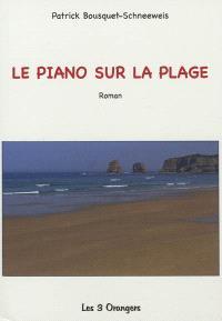 Le piano sur la plage
