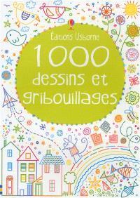 1.000 dessins et gribouillages