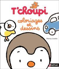 T'choupi : coloriages et dessins
