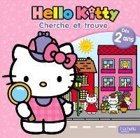 Hello Kitty : cherche et trouve, dès 2 ans