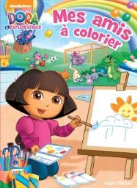 Mes amis à colorier