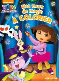 Mes tours de magie à colorier