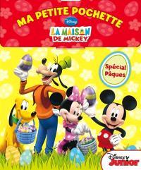 La maison de Mickey, spécial Pâques : ma petite pochette