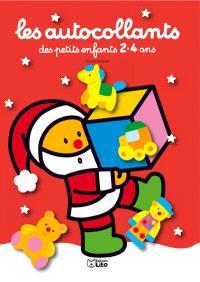 Le père Noël : rouge