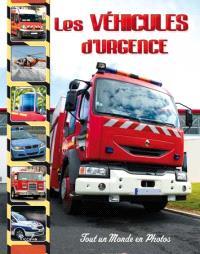 Les véhicules d'urgence