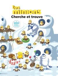 Les Minions : cherche et trouve