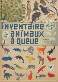Inventaire illustré des animaux à queue