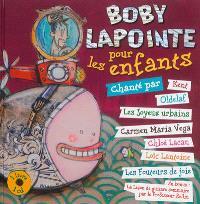 Boby Lapointe pour les enfants