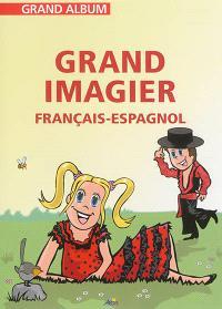 Grand imagier : français-espagnol