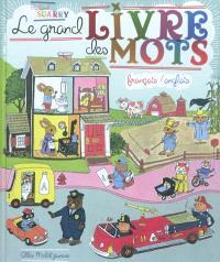 Le grand livre des mots : français-anglais