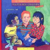 Le premier livre de toutes nos couleurs