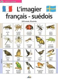 L'imagier français-suédois : 225 mots illustrés