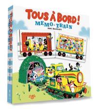 Tous à bord ! : mémo-train