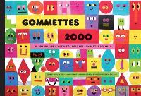 Gommettes 2.000 : un grand livre d'activités avec des gommettes dedans !