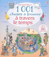 1.001 choses à trouver à travers le temps