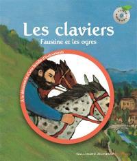 Les claviers : Faustine et les ogres