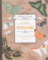 Les papillons : plus de 40 modèles remarquables issus de collections prestigieuses