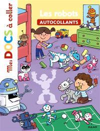 Les robots : autocollants