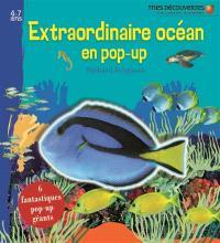 Extraordinaire océan en pop-up