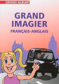 Grand imagier : français-anglais