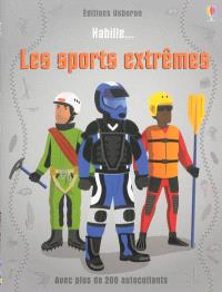 Les sports extrêmes