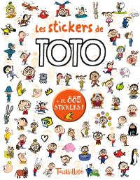 Les stickers de Toto