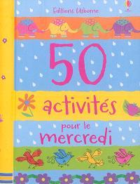 Mon livre d'activités créatives