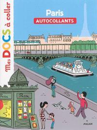 Paris : autocollants