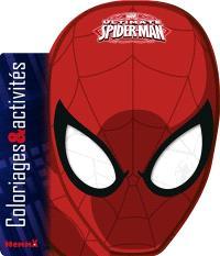 Ultimate Spider-Man : coloriages & activités