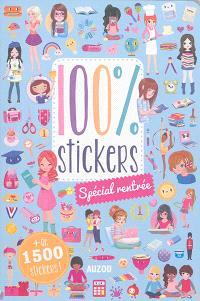 100 % stickers : spécial rentrée