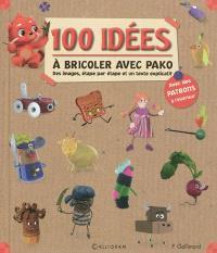 100 idées à bricoler avec Pako