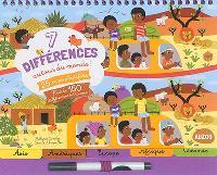 7 différences : autour du monde !