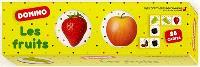 Domino : les fruits
