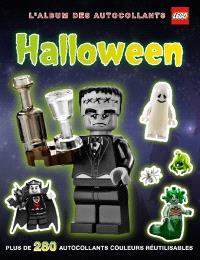 Halloween : l'album des autocollants Lego