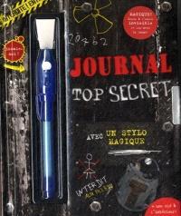 Journal top secret : interdit aux filles !