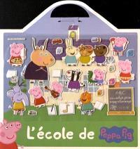L'école de Peppa Pig