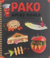 Pako : apéro rigolo : des explications étape par étape
