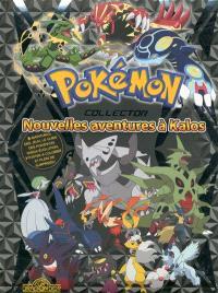 Pokémon : nouvelles aventures à Kalos : collector