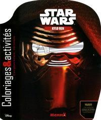 Star Wars : Kylo Ren : coloriages & activités
