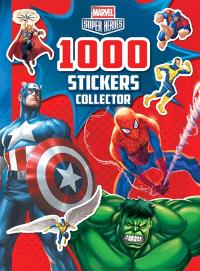 1.000 stickers collector