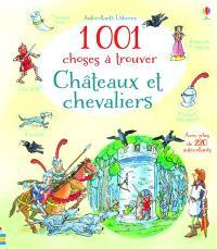 1.001 choses à trouver : châteaux et chevaliers