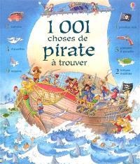 1.001 choses de pirate à trouver