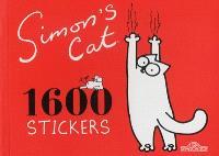 1.600 stickers Simon's cat