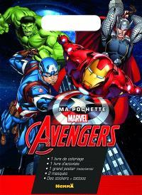 Ma pochette Avengers