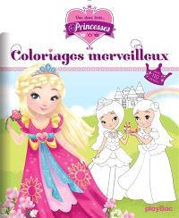 Coloriages merveilleux