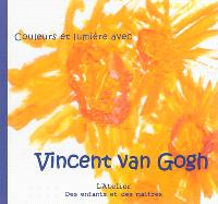 Couleurs et lumière avec Vincent Van Gogh : des enfants et des maîtres